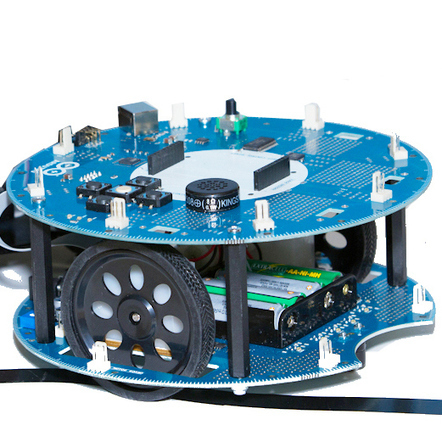 Now Available in the Maker Shed: The New Arduino Robot! | DIY | Maker | Scoop.it