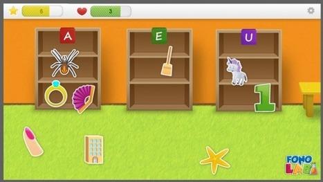 - Juegos interactivos para niños con o sin problemas de lenguaje. Juegos y actividades de ordenador para el desarrollo del lenguaje en niños.   Dificultades de aprendizaje escolar   Scoop.it