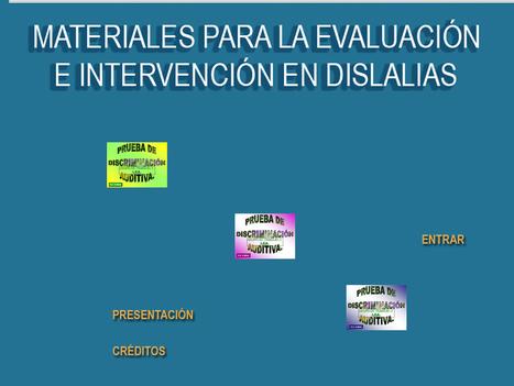 MATERIALES PARA LA EVALUACIÓN E INTERVENCIÓN EN DISLALIAS | CPR Gijón Oriente Eduación Inclusiva | Scoop.it