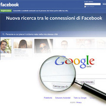 Universo Facebook contro universo Google, il nuovo atto passa per la ricerca | Social Media (network, technology, blog, community, virtual reality, etc...) | Scoop.it