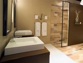 Visual Space  Bath room Design | Home Designs | Scoop.it