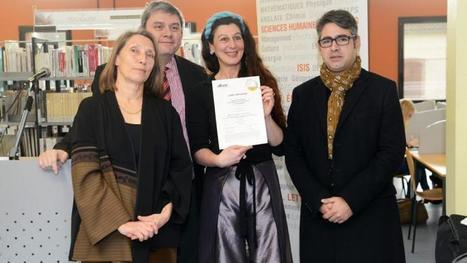 Albi. La bibliothèque universitaire  reçoit le label Marianne | Objectif concours | Scoop.it