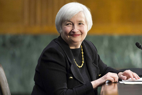 For Yellen's date with history, she goes 'Stag' | Gold and What Moves it. | Scoop.it