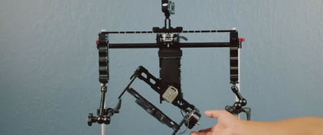 How to Balance 3 Axis Brushless Motorized Gimbal Stabilizer » CheesyCam | HDSLR | Scoop.it