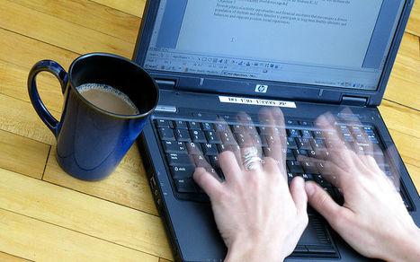 4 façons de rédiger efficacement sur le web | Site web | PME | Scoop.it