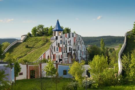 Hotel de luxe et intégration dans la nature. | Design, industrie, architecture, innovation, etc. | Scoop.it