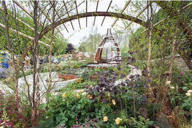 22nd May: Stoke Garden wins silver award at the RHS Chelsea Flower Show | Stoke-on-Trent & North Staffordshire | Scoop.it