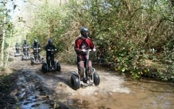 Dragon Raiders Segway The Day Away [review] • Blazing Minds | Film Reviews with Blazing Minds | Scoop.it