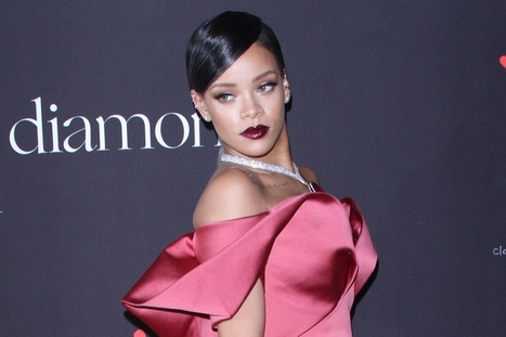 Rihanna nouvelle recrue de Dior - Paris Match | L'art dans la communication | Scoop.it