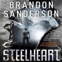Steelheart by Brandon Sanderson | Books | Scoop.it
