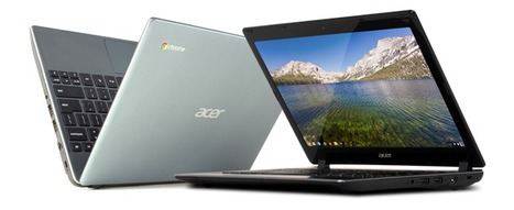 Acer unveils C7 Chromebook, portable cloud computing for just $199 | Cloud Central | Scoop.it