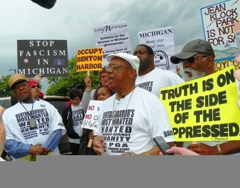 FREE REV. PINKNEY! BENTON HARBOR FRAME-UP TRIAL TARGETS NATIONALLY-KNOWN FREEDOM FIGHTER! | SocialAction2014 | Scoop.it