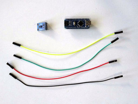 Arduino Nano: HMC5883 Compass With Visuino | Raspberry Pi | Scoop.it