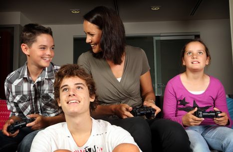 Online gaming – five ways to strike a balance | Digital Citizenship in Schools | Scoop.it