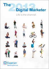 Livre blanc : The 2013 Digital Marketer - Benchmark and Trend Report | E-Marketing E-Commerce 2013 | Scoop.it