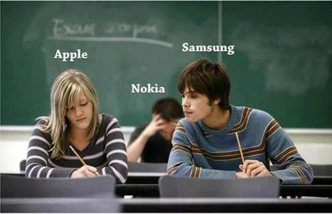 Apple, Samsung, Nokia | Infosecurity | Scoop.it