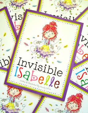 Invisible Isabelle: Isabelle's Story on YouTube | Bullying | Scoop.it