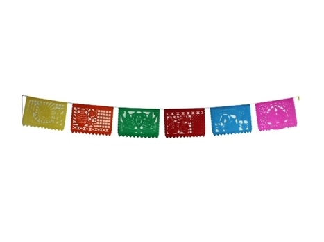 Colorful Paper Banner | Home Decor | Scoop.it