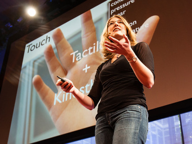 Katherine Kuchenbecker: The technology of touch | Video on TED.com | Brenda's Whims | Scoop.it