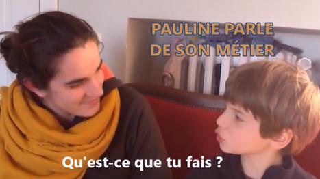 L'interview de Pauline, géologue | JEUNES NOMADES | Scoop.it