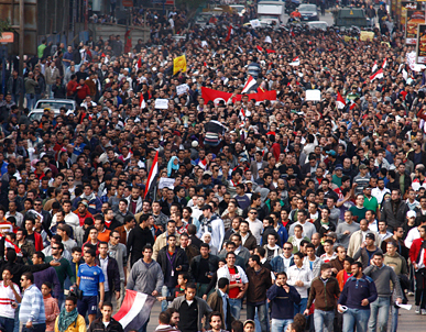Egypt's Revolution by Internet   Coveting Freedom   Scoop.it