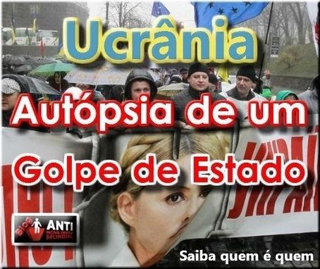Ucrânia, Autópsia de um Golpe de Estado | Saif al Islam | Scoop.it