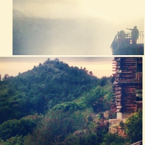 2photos taken at different times of the day. Women... | margalla hills | Scoop.it