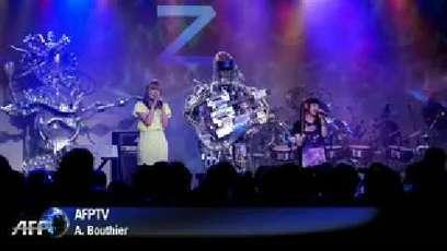 Un concert de rock par des robots au Japon | Robolution Capital | Scoop.it