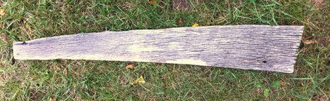 DIY Barn Wood Sign - Vintage Reclaimed Rustic Solid Oak - Wedding, Party, Personalized, Craft | DIY WEDDINGS | Scoop.it