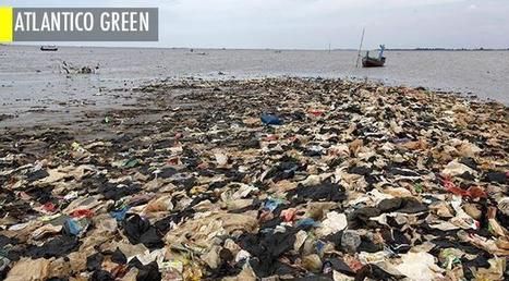 Mission nettoyage des océans : les scientifiques s'attaquent à l'analyse du 6ème continent, celui des déchets plastiques à la surface des mers | Innovation dans l'Immobilier, le BTP, la Ville, le Cadre de vie, l'Environnement... | Scoop.it