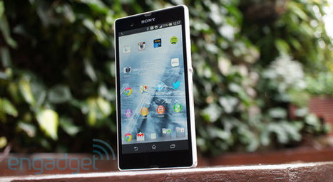 Sony Xperia Z review | Mobile Technology | Scoop.it