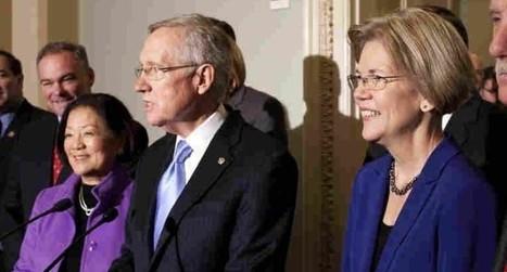 Senate Democrats Block Energy Bill After Republicans Don't Agree To Aid For Flint | LibertyE Global Renaissance | Scoop.it