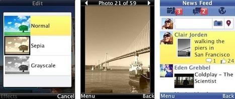 Facebook intègre Instragram à son application pour mobiles classiques | Business Mobile | Scoop.it