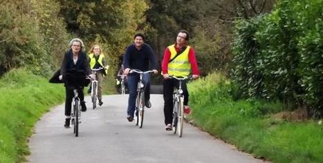 Le vélo, acteur du tourisme à Center Parcs   Tourisme Loudunais   Scoop.it