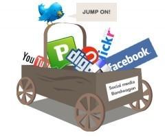 Quels sont les réseaux sociaux préférés des adolescents ? | Bibliothèque et Techno | Scoop.it