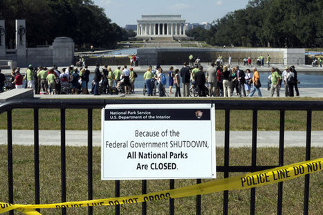 Government shutdown didn't save money. It cost $2 billion, report says. | Gov & Law- Kelsey Von Berge | Scoop.it