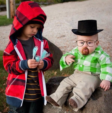 22 Amazing Kids' Halloween Costumes That They're Too Young To Understand | Children | Scoop.it