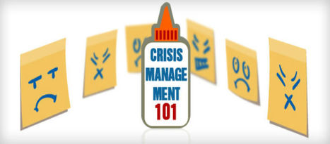 Crisis Management 101: How to Get Out of Sticky Situations when Needed | B2B Telemarketing in Singapore | Scoop.it