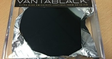 The 1709 Blog: The abyss that stared back: Vantablack's copyright conundrum | Copyright news and views from around the world | Scoop.it