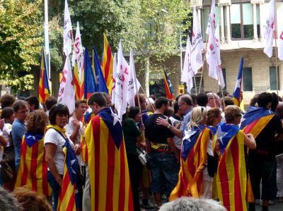 Diada : Fête nationale de la Catalogne - Vidéo et photos   Barcelone EXpérimental   Scoop.it
