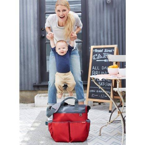Skip Hop Duo Signature Diaper Bag Review (Brand New) - Best Diaper Bag 2014 - Reviews & Guide | Best of the best designer diaper bags | Scoop.it