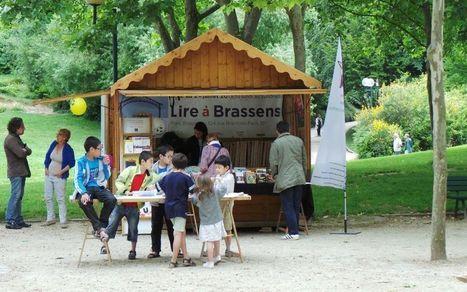 Paris : bouquinez au calme dans le parc Brassens | Coopération, libre et innovation sociale ouverte | Scoop.it