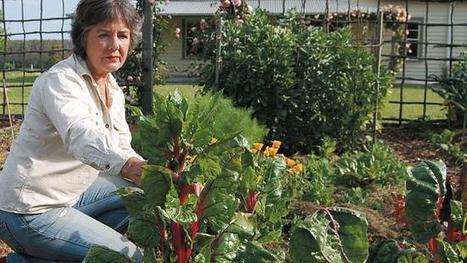 Gardener Jackie Dargaville launches The Vegie Box, a guide to growing organic vegetables | Organic Farming | Scoop.it