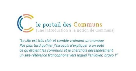 Le portail des communs | Bien commun, Biens communs, Communs, Commoning | Démocratie participative-Brest | Scoop.it