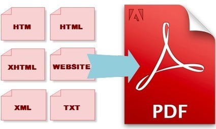 Top 4 Awesome HTML to PDF C# Converters | technology | Scoop.it