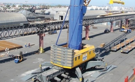Namibia sign US$338b loan pact for construction of new Container Terminal -| glObserver Global Economics | Construction | Scoop.it