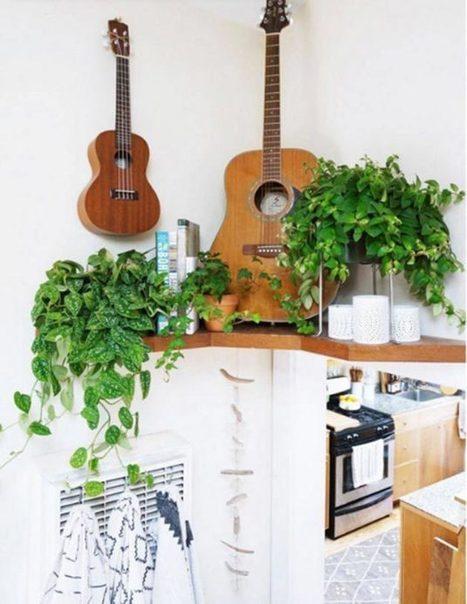 8 buenas formas de conseguir espacio extra en una casa pequeña | Mil Ideas de Decoración | Decoración de interiores | Scoop.it
