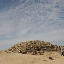 4,600-Year-Old Step Pyramid Uncovered in Egypt : DNews | Ancient cities | Scoop.it