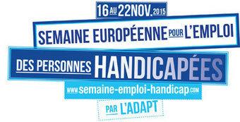 Et si on se mobilisait tous pour la semaine de l'emploi des personnes handicapés du 16 au 22 novembre ? | Actualités Emploi et Formation - Trouvez votre formation sur www.nextformation.com | Scoop.it