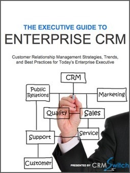 Download The Executive Guide to Enterprise CRM | CRM Planning Resources | Scoop.it